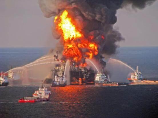 Ini Adalah 5 Bencana Buatan Manusia Yang Paling Buruk Pernah Dicatat Dalam Sejarah