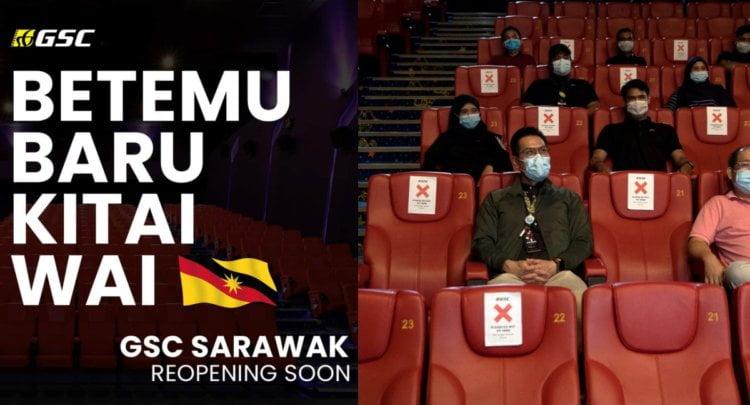 GSC Keluarkan 'Teaser' Di Sosial Media, Bagi Petunjuk Pawagam Di Sarawak Bakal Dibuka Tak Lama Lagi